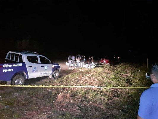 Masacre: acribillan a cuatro personas en carretera hacia El Negrito, Yoro
