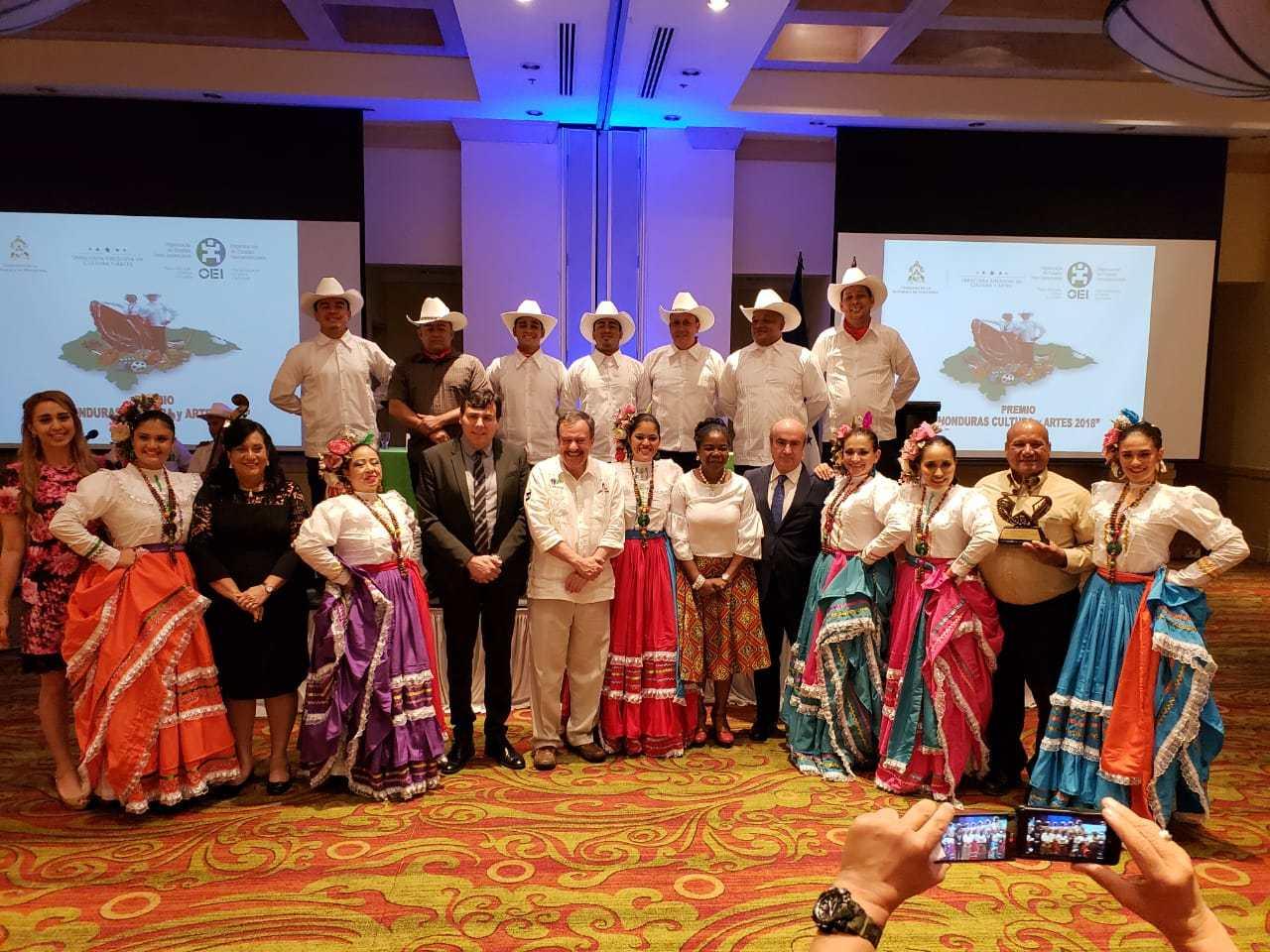 Convocatoria a premios «Honduras Cultura y Artes 2019»