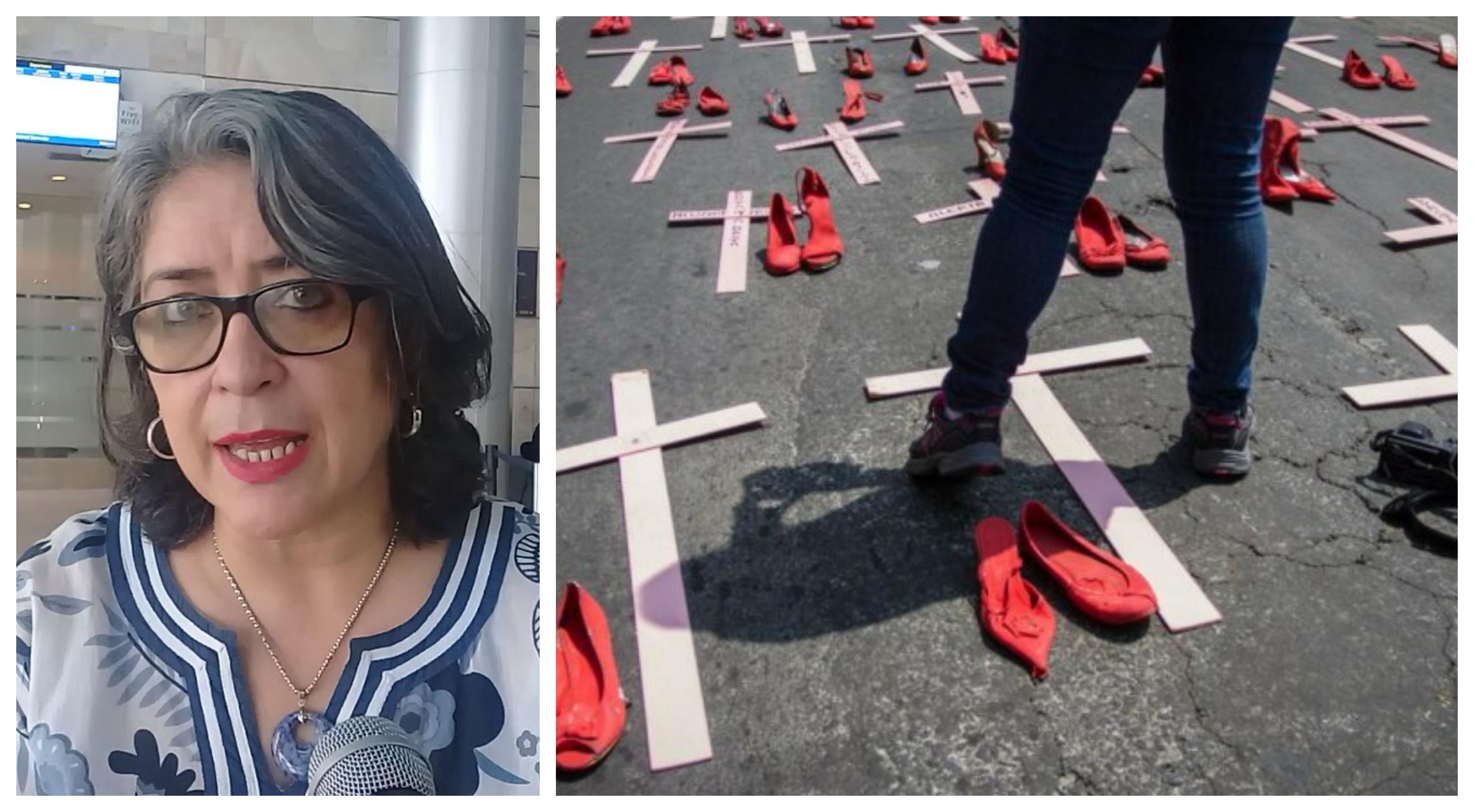 Visitación Padilla desmiente a Seguridad y revela que femicidios ascienden a 320 en este año