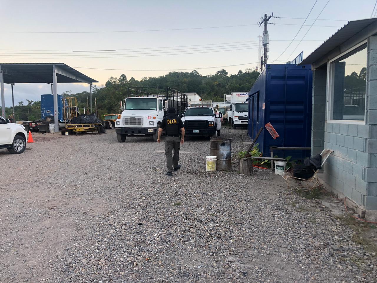 Operación Arcano: Aseguran empresas de maquinaria pesada por nexos con el crimen organizado