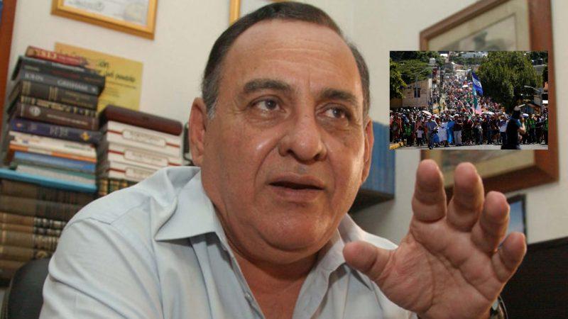Raúl Pineda: La migración ha evitado un estallido social en Honduras