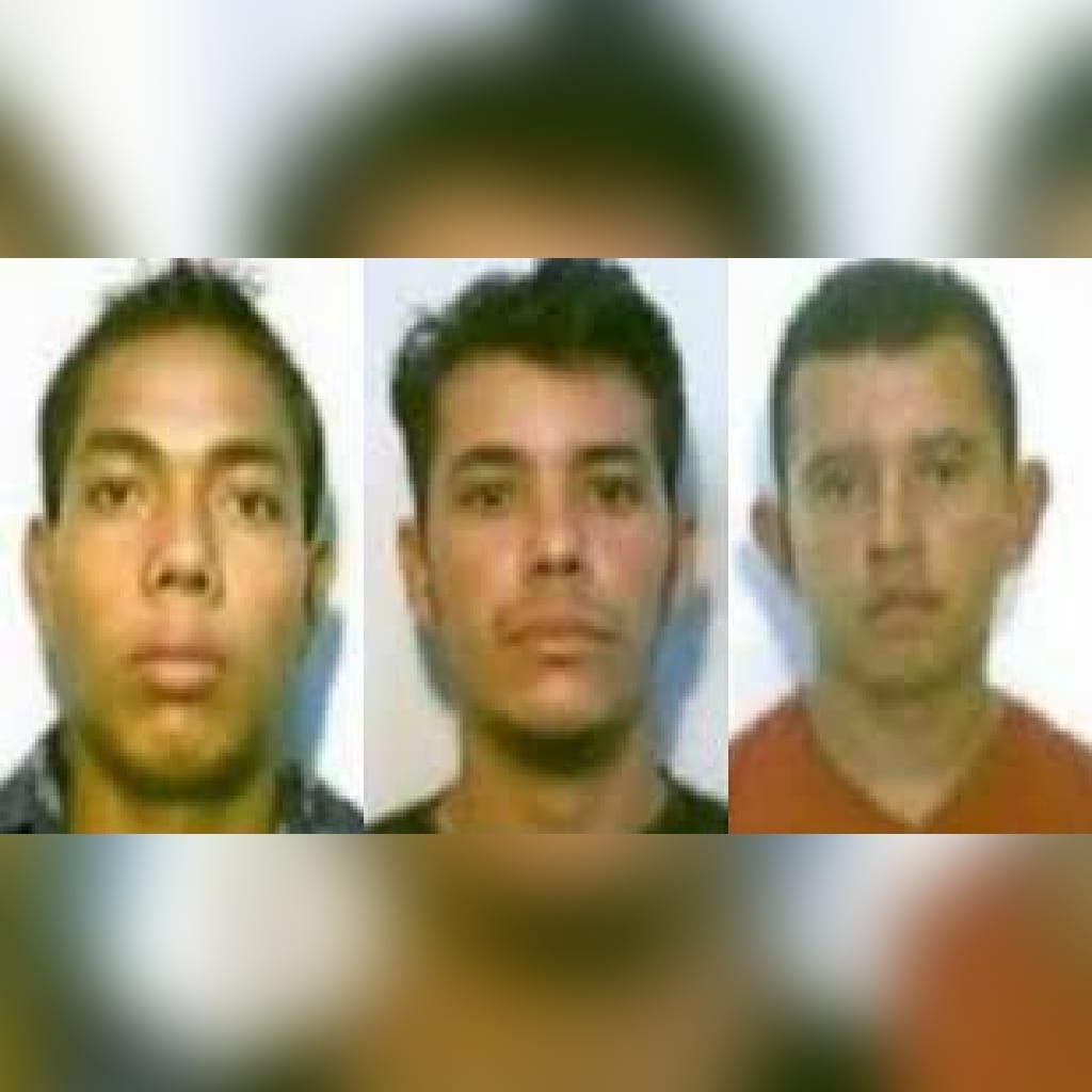 FNAMP recapturó a tres peligrosos reos en Aldea Los Tangos, Copán