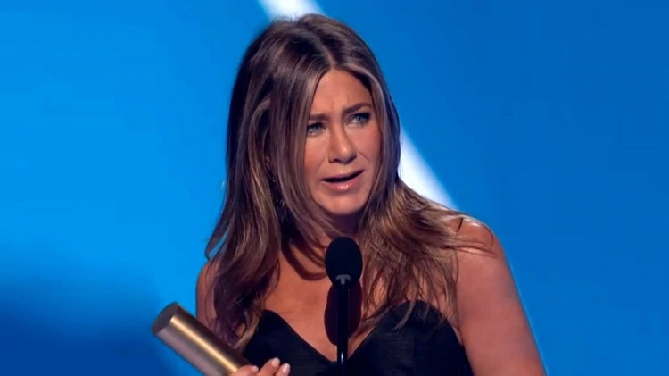 People's Choice Awards: Jennifer Aniston recibe premio «Icon» por su amplía trayectoria