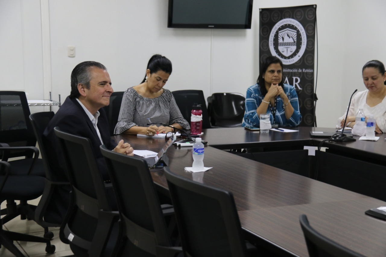 El SAR presenta resultado del proyecto «Fortalecimiento de Capacidades Institucionales»