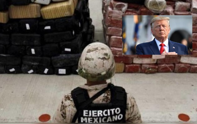 Trump pretende catalogar a cárteles mexicanos como «grupos terroristas»