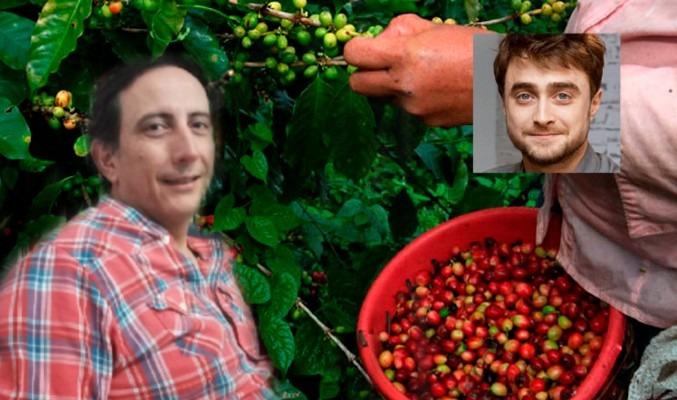 Imagen del actor de Harry Potter en café hondureño «es una inversión millonaria», dice productor