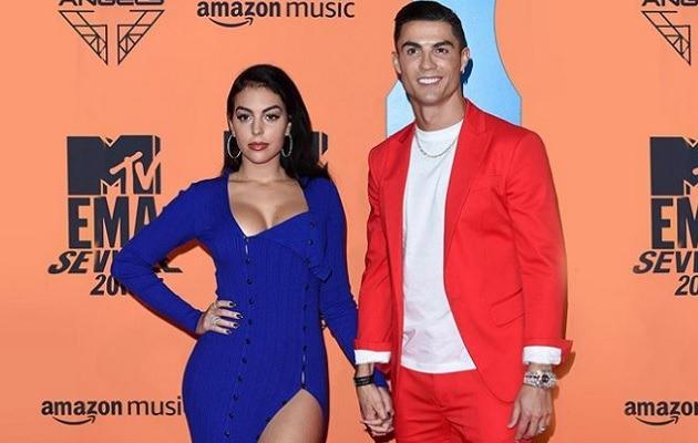 Cristiano Ronaldo se casó en secreto e incluye a su esposa en testamento