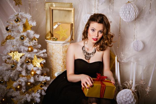 Despídete del negro en esta cena navideña ¡Conoce la nueva propuesta en moda!