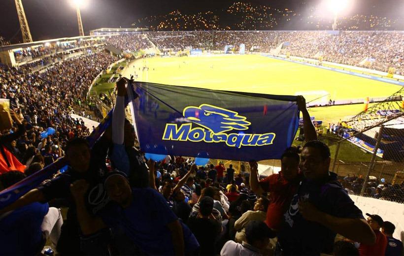 Esta noche el Motagua se enfrenta al Saprissa en el Nacional