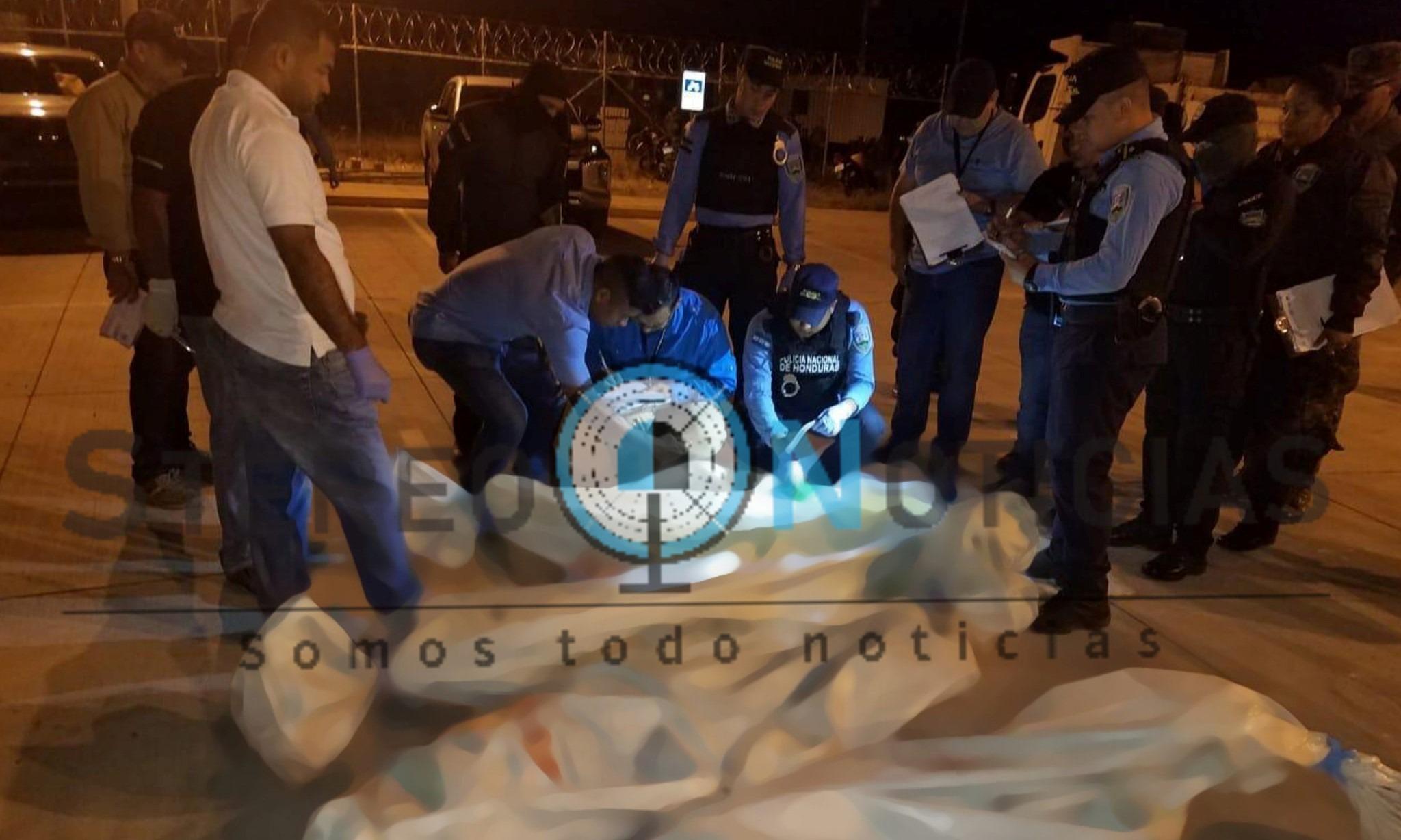 Cinco reos muertos deja amotinamiento en La Tolva de Morocelí