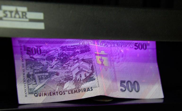 BCH: En Honduras circulan tres mil billetes falsos de L 500