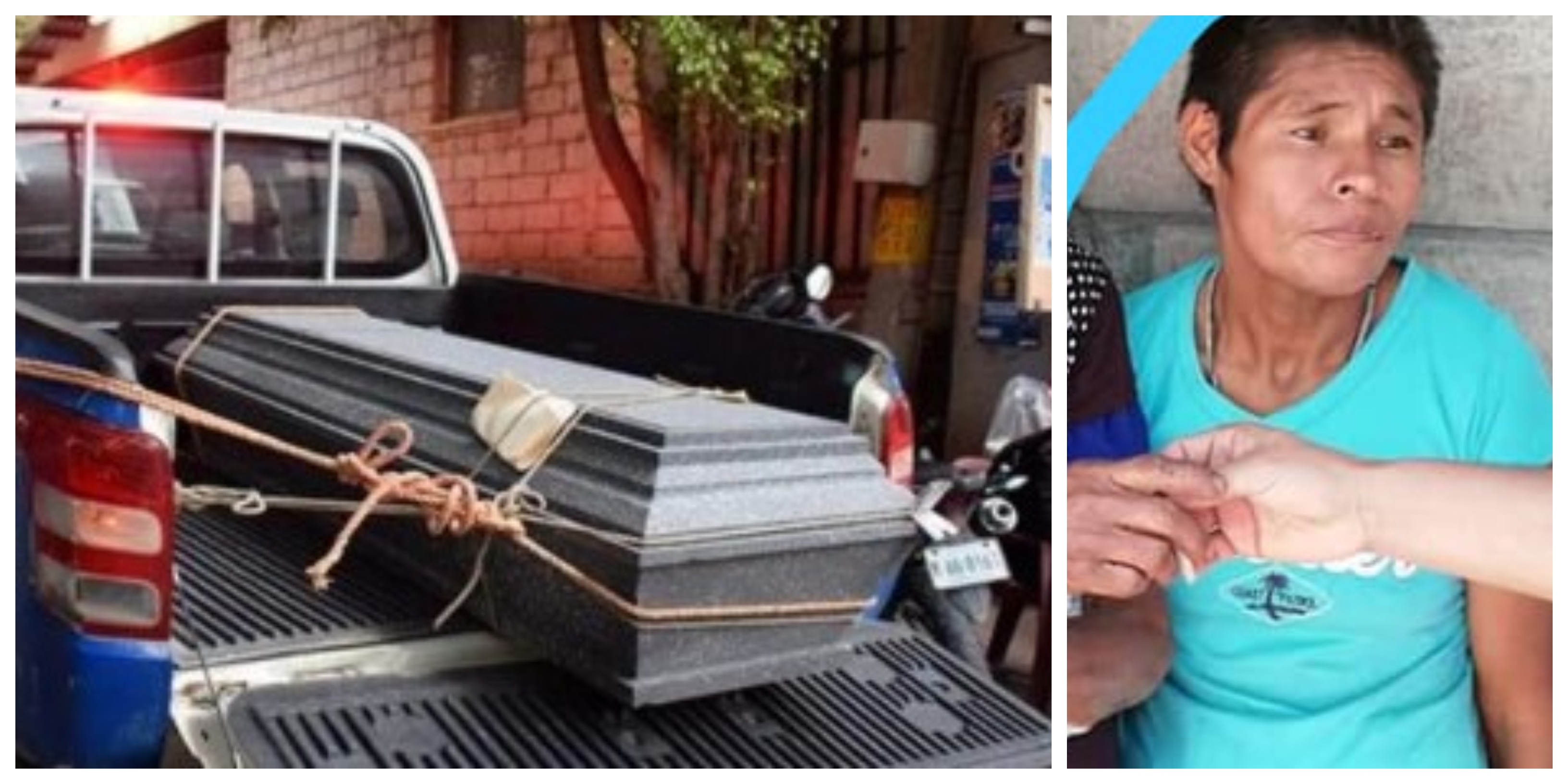 Intibucá: Matan a fémina de 48 años; cuerpo tenía signos de violación