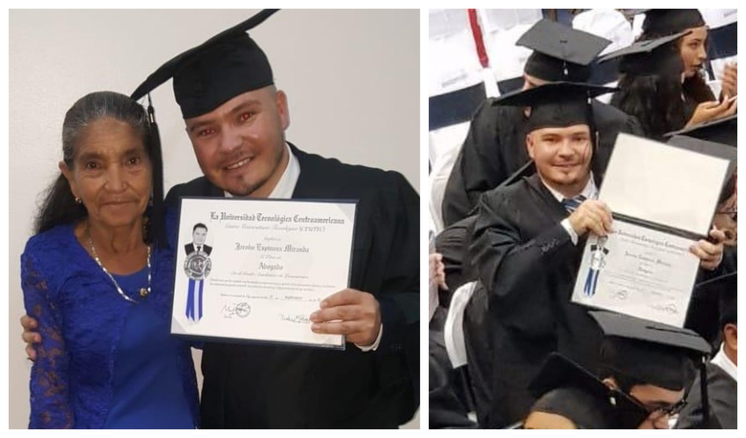 De albañil a abogado: Jacobo Espinoza recuerda que se burlaron de su sueño
