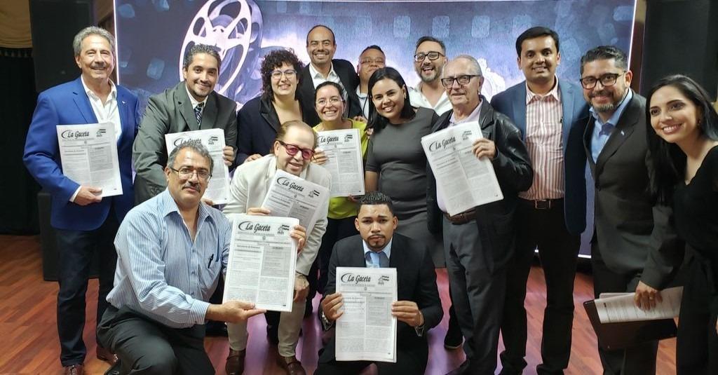 ¡Publican Ley de Cine!  Honduras es el primer país de C.A con este logro