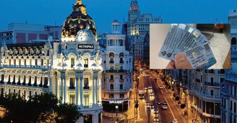 Licencias de conducir hondureñas serán válidas en España