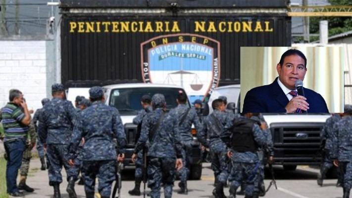 INP declara estado de emergencia y cierre de centro penal de Támara FM
