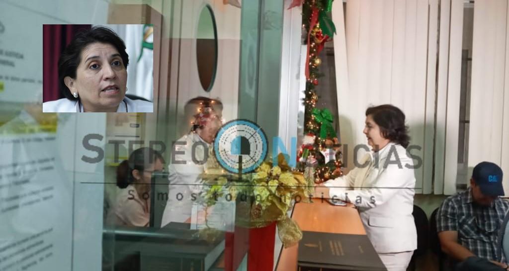 Con recurso de amparo podrían frenar reelección de Suyapa Figueroa en CMH