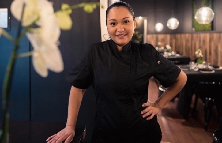 Hondureña inaugura primer restaurante de comida catracha gourmet en EEUU