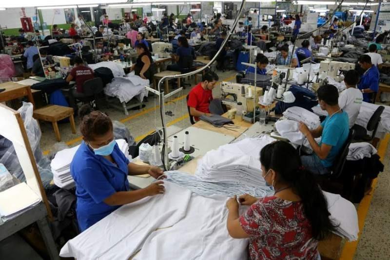 Industria textil cerrará el año con al menos 165 mil puestos de trabajo