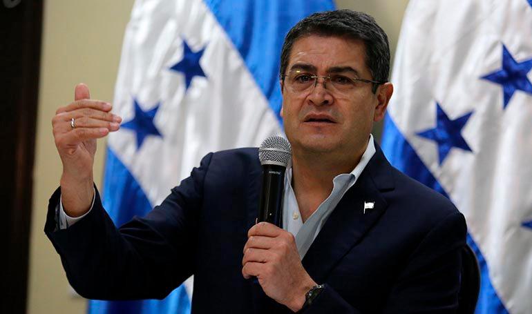 Presidente Hernández destaca beneficiarios con la Ley de Alivio de Deuda