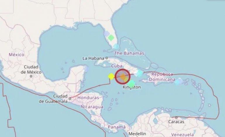 Sismo de 7,7 sacude Jamaica; ¡hay alerta de tsumani!