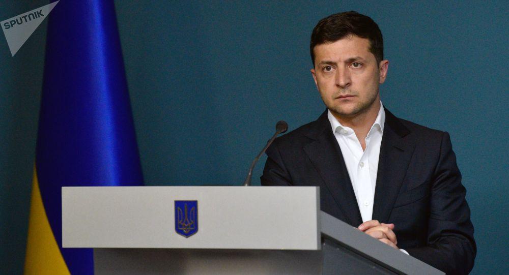 Presidente ucraniano exige a Irán reparaciones por el derribo de avión