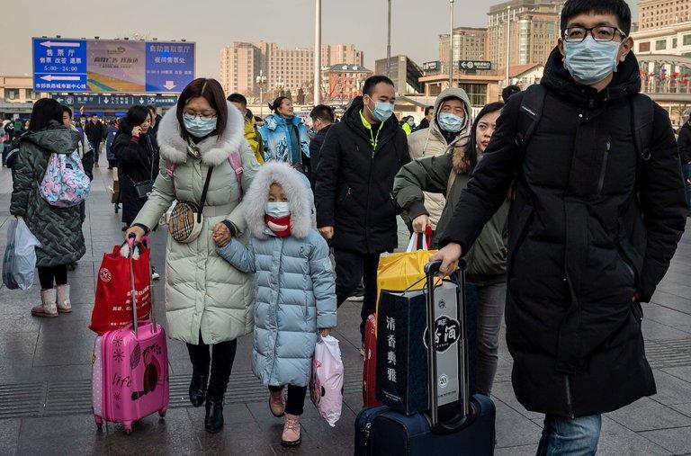Virus chino llega a EEUU: Primer caso se detectó en Washington