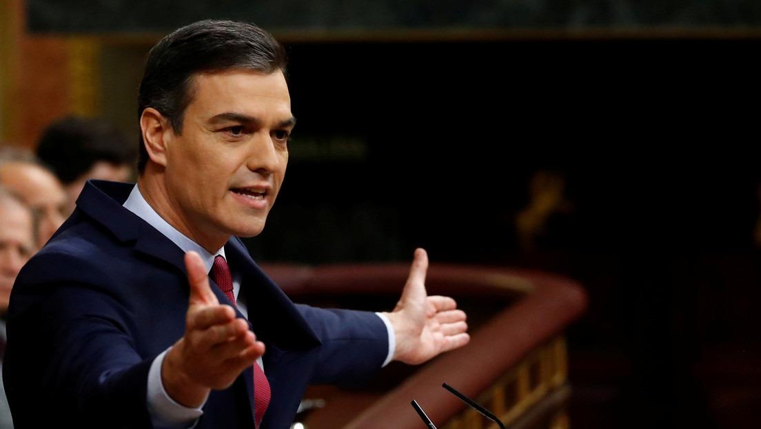 Pedro Sánchez finalmente investido presidente del Gobierno de España
