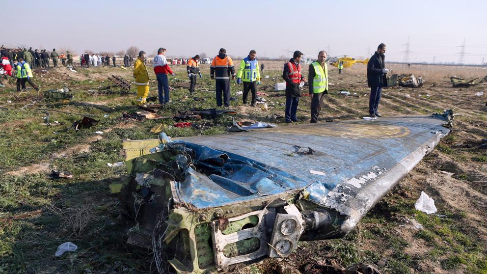 Irán admite que derribó avión ucraniano; aseguran fue un «error humano»