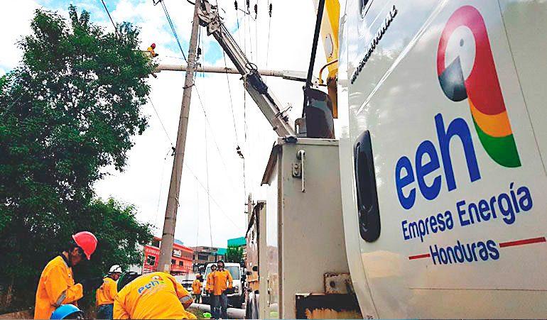 EEH realizará cortes de energía mañana sábado en Comayagua
