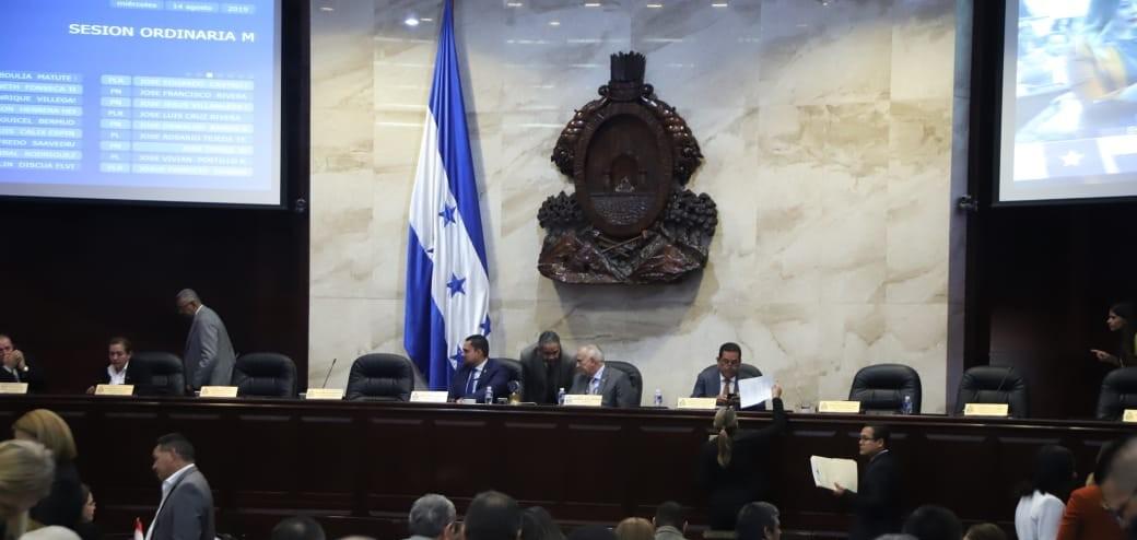 Congreso Nacional: Con zafarrancho de la oposición se eligió la junta directiva