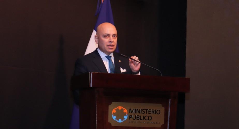 Fiscal Óscar Chinchilla: «Tenemos una demanda enorme de justicia»