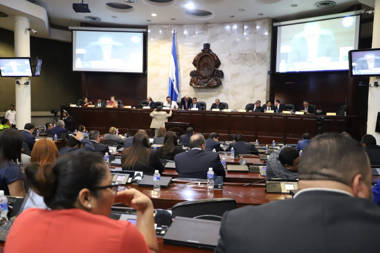 Legislativo apoyará presupuestariamente al MP en lucha contra la corrupción