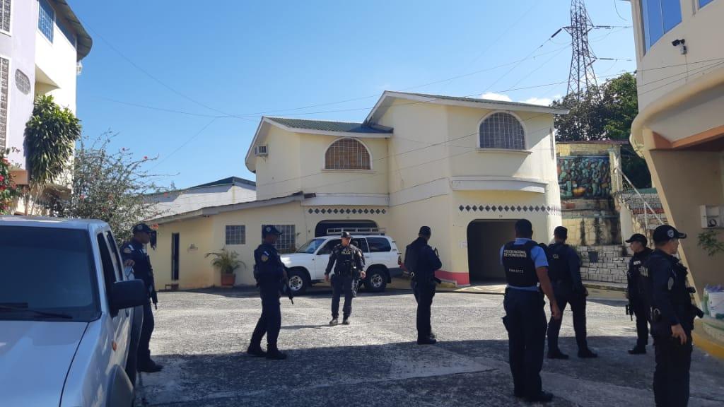 """Ministerio Público ejecuta """"Operación Júpiter"""" en combate a la criminalidad"""