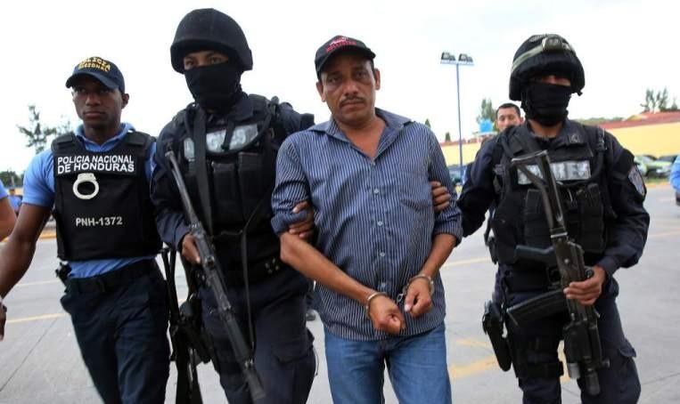 15 años de prisión para exregidor de Choluteca por lavado de activos
