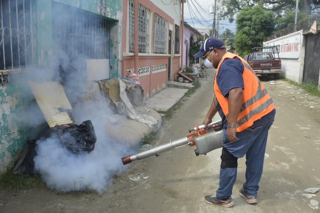 Salud contrarrestará epidemia de dengue con plan de intervención