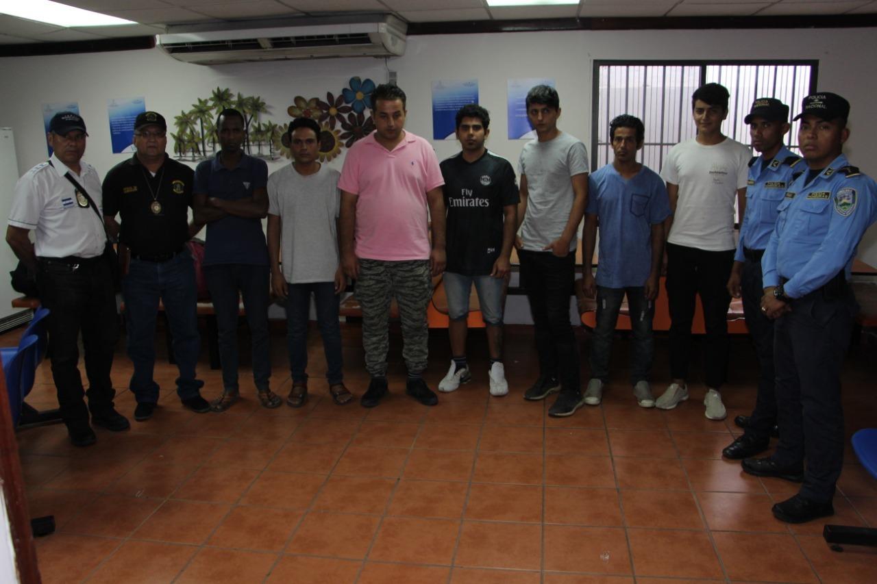 Retienen a siete extranjeros sospechosos en Honduras; cuatro eran inraníes