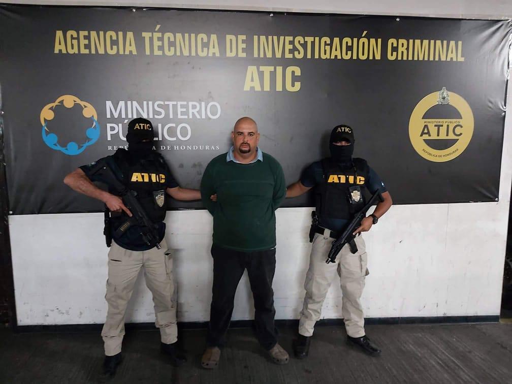 Olancho: Capturan a empresario que estaba prófugo de la justicia