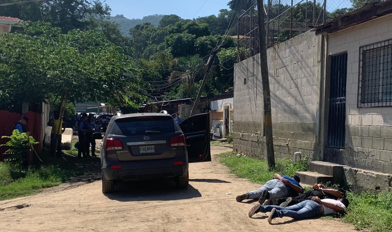 Tiroteo en Chamelecón: hombre fue a pedir prestaciones y resultó herido