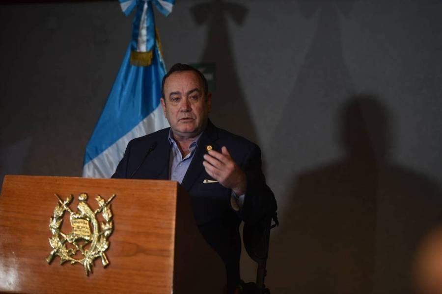 ¡Llegó el día! Alejandro Giammattei asume la presidencia de Guatemala