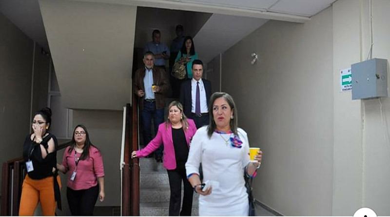 Audio y video fueron admitidos como prueba en el caso Arca Abierta
