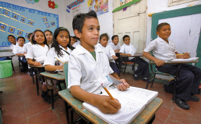 Educación: Más de dos millones de alumnos se matricularán este 2020