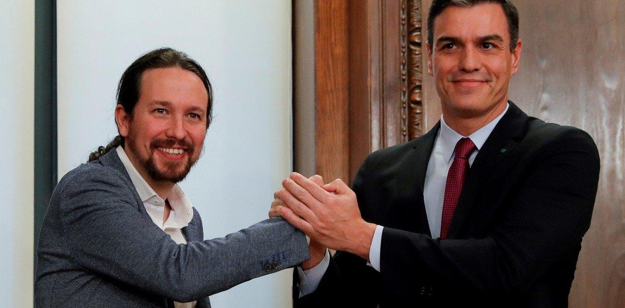 ¡Histórico! Representante de izquierda será vicepresidente de España