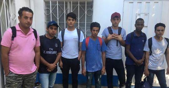 Iraníes retenidos en Honduras iban hacia EE.UU. en busca de asilo