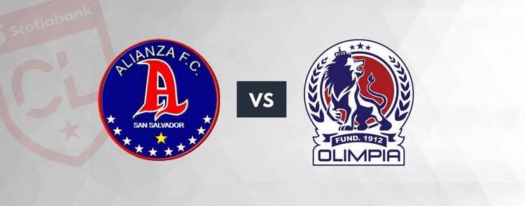 Alianza y Olimpia se enfrentan hoy por la Copa Premier Centroamericana