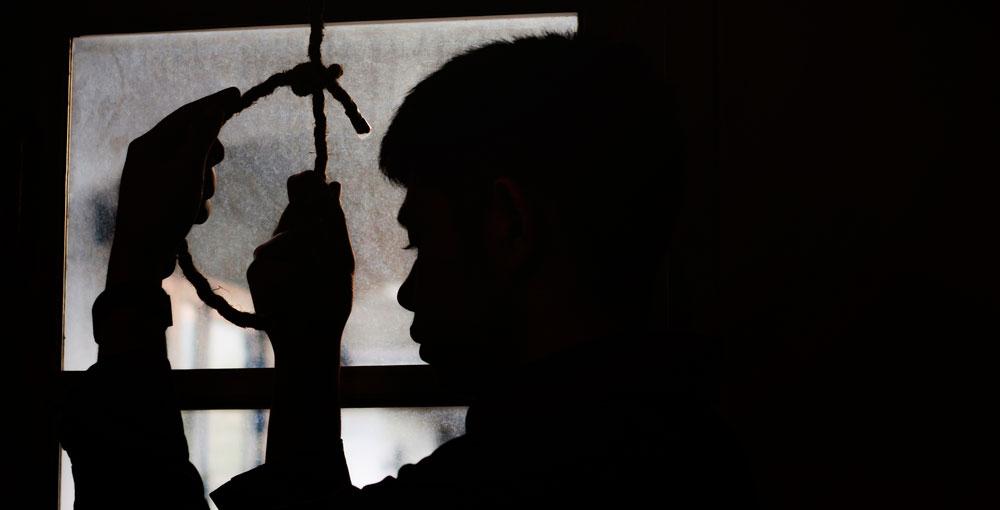 Diez suicidios se contabilizan en los primeros siete días de 2020