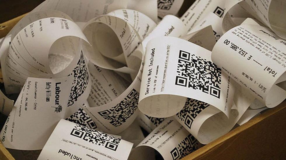 ¡Cuidado! Manipular tickets de compra perjudica la salud, según estudio