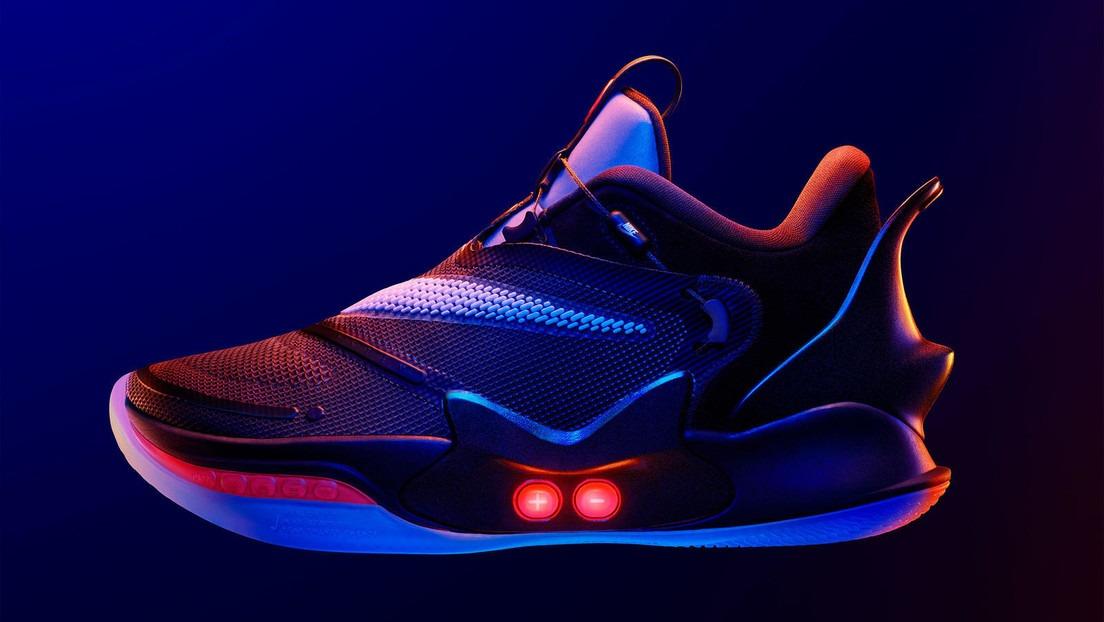 zapatos de temperamento donde puedo comprar mitad de descuento Así son los nuevos tenis del futuro de la marca NIKE - STEREO NOTICIAS