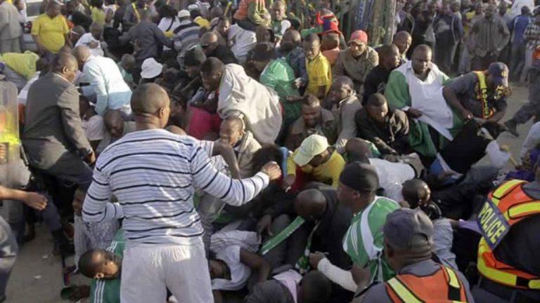 Estampida en campo de refugiados deja 20 muertos en Níger