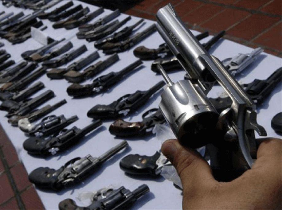 Presentan propuesta de reforma a ley de permiso de armas